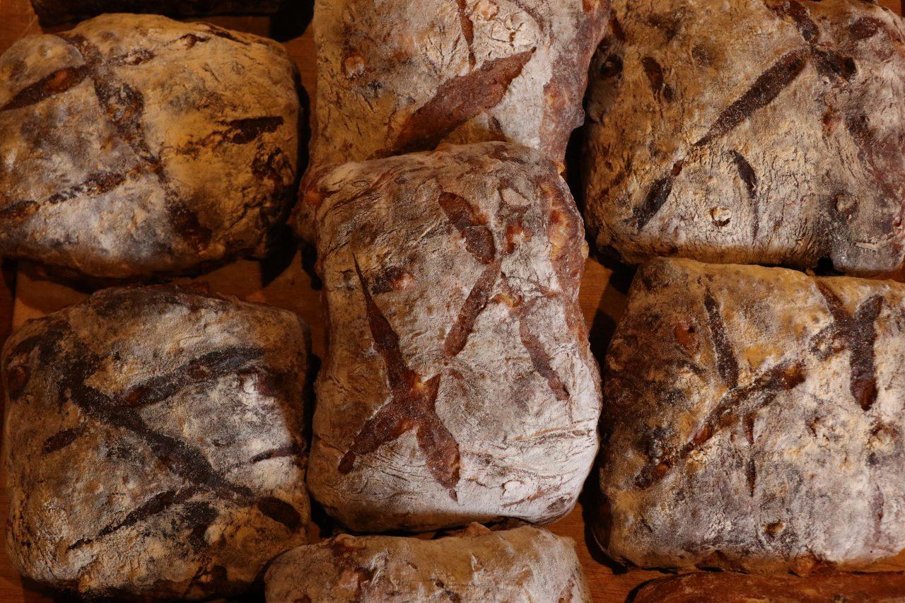 パン,石窯パン,イートイン,富良野市